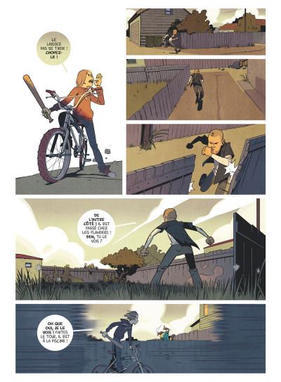 Page 3 Kidz tome 1