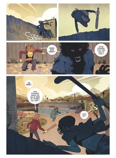 Page 4 Kidz tome 1