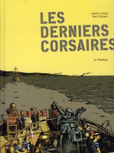 Couverture les derniers corsaires (ned)