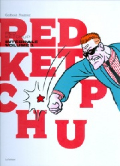 Couverture Red ketchup - intégrale tome 1