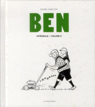 Couverture Ben - intégrale tome 5