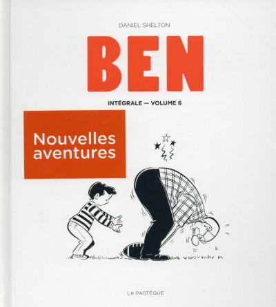 Couverture Ben intégrale tome 6