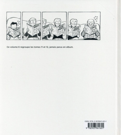 Dos Ben intégrale tome 6