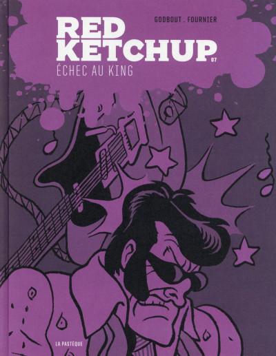 Couverture Red ketchup tome 7 - échec au king