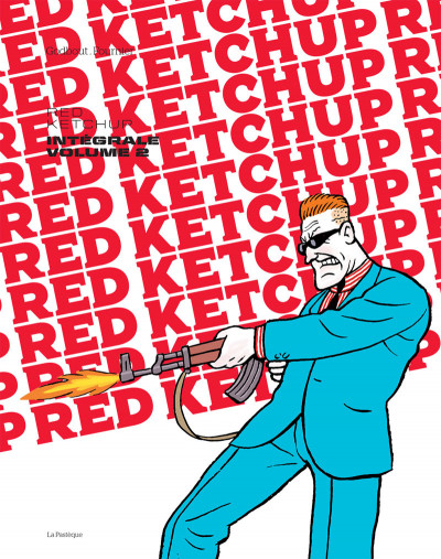 Couverture Red ketchup - intégrale tome 2