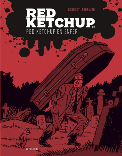 Couverture Red Ketchup tome 8