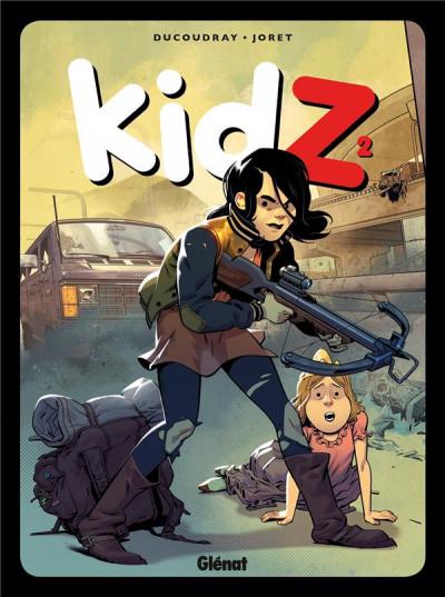 Couverture Kidz tome 2