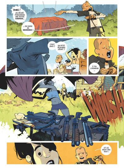 Page 8 Kidz tome 2