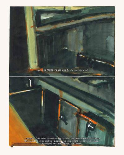 Page 1 la dernière bande