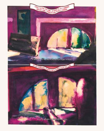 Page 4 la dernière bande