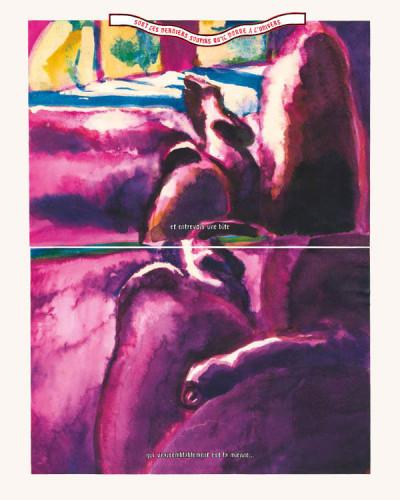 Page 5 la dernière bande