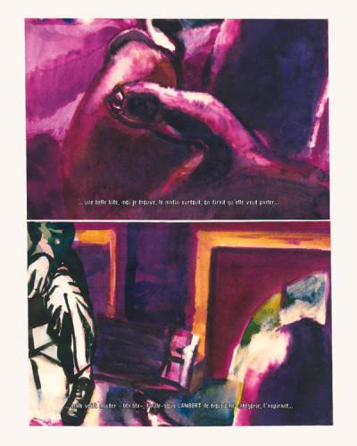Page 6 la dernière bande