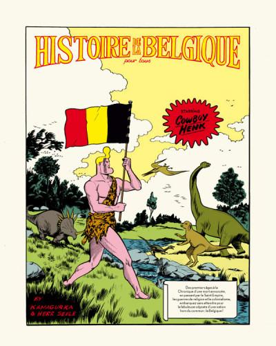 Page 1 histoire de la Belgique