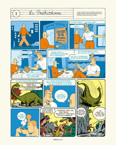Page 3 histoire de la Belgique