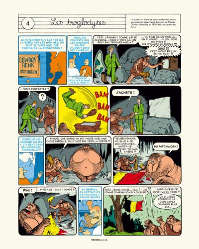 Page 5 histoire de la Belgique