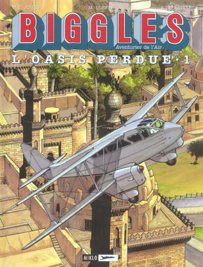 image de Biggles tome 15 - l'oasis perdue 1