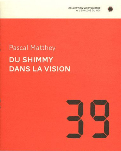 Couverture du shimmy dans la vision