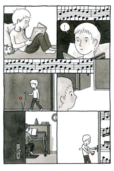 Page 2 du shimmy dans la vision