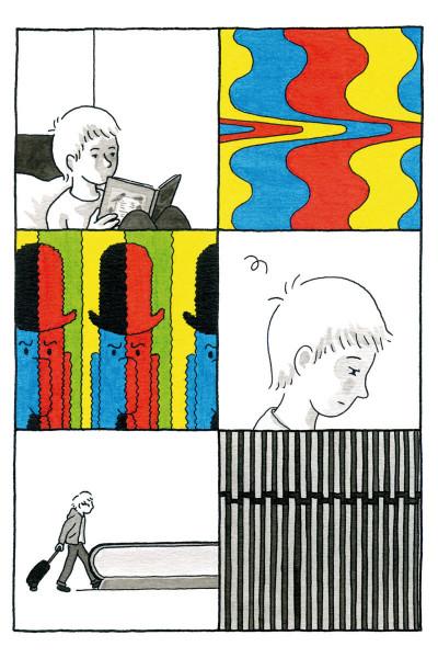 Page 4 du shimmy dans la vision