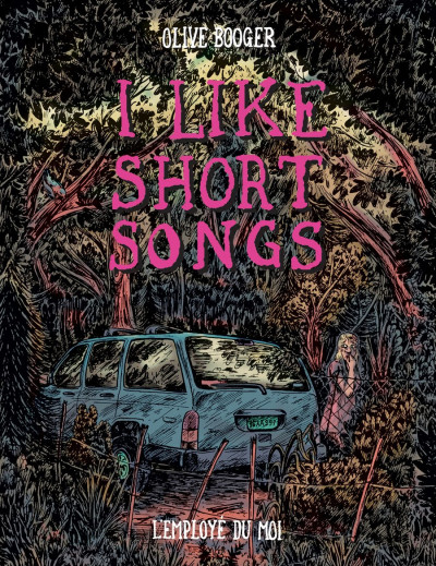 Couverture I like short songs