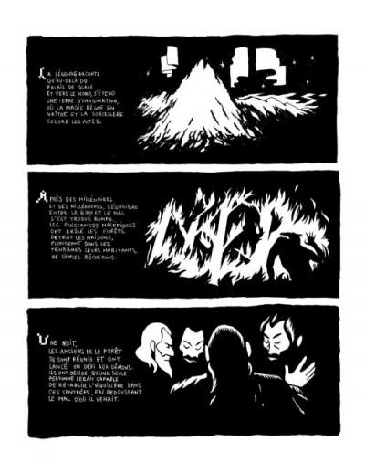 Page 1 le palais de glace