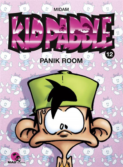 Couverture Kid Paddle tome 12