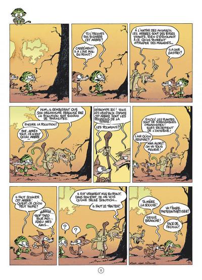 Page 7 Grrreeny tome 1