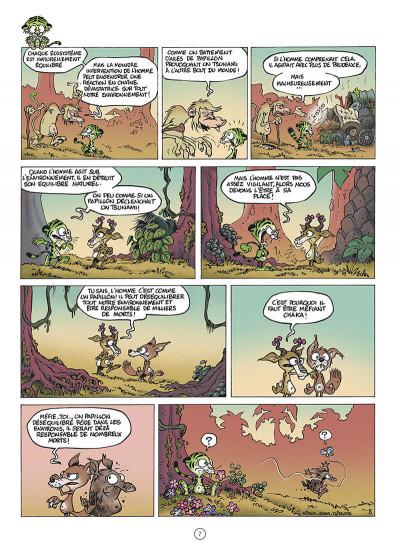 Page 8 Grrreeny tome 1