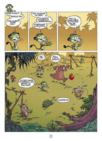 Page 9 Grrreeny tome 1