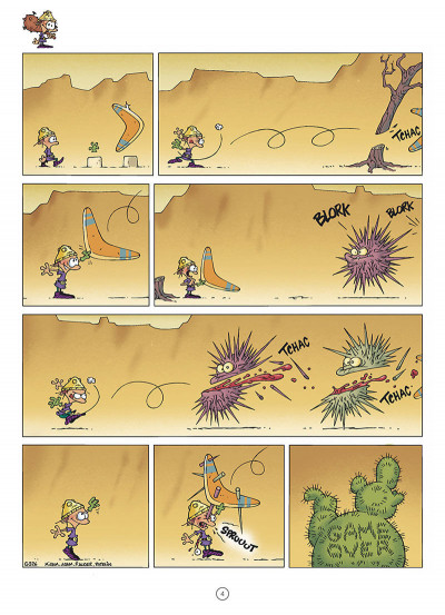 Page 5 Game over tome 9 - bomba fatale