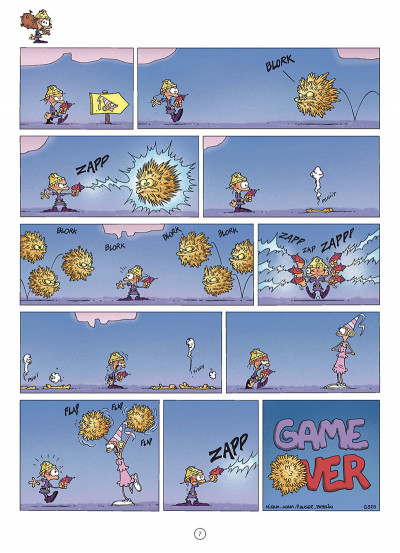 Page 8 Game over tome 9 - bomba fatale