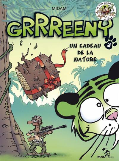 image de Grrreeny tome 2 - la nature est un cadeau