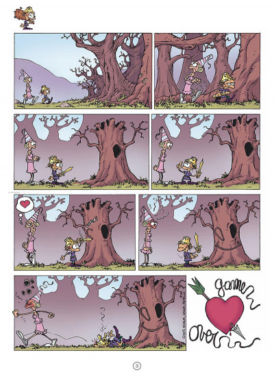 Page 4 Game over tome 11