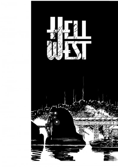 Page 1 hell west tome 1 - frontier force
