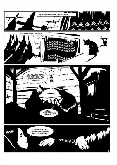 Page 3 hell west tome 1 - frontier force