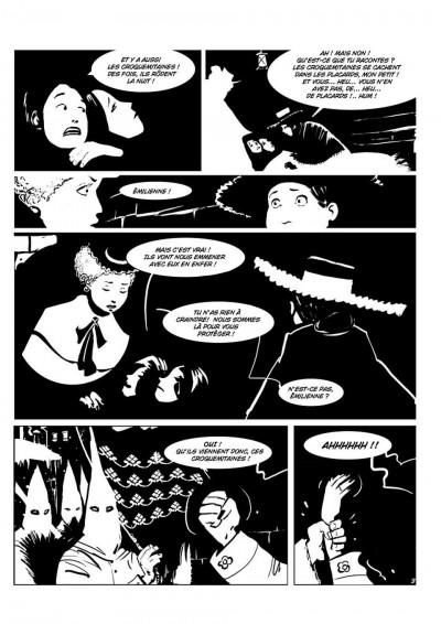Page 4 hell west tome 1 - frontier force