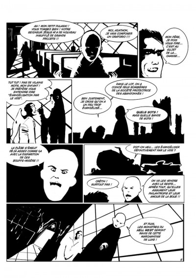 Page 6 hell west tome 1 - frontier force