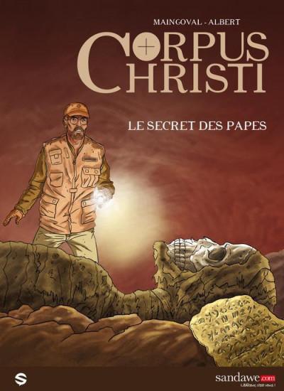 Couverture Corpus Christi tome 1