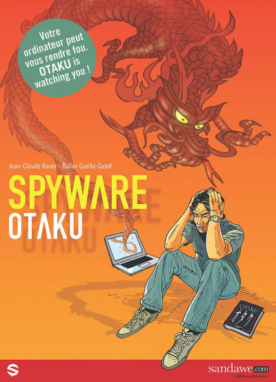 Couverture Spyware tome 1
