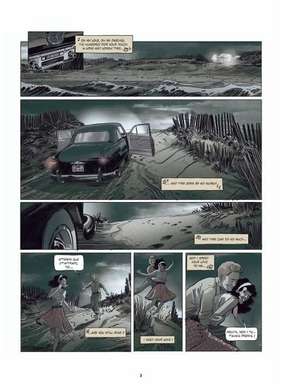 Page 6 Sara Lone tome 1