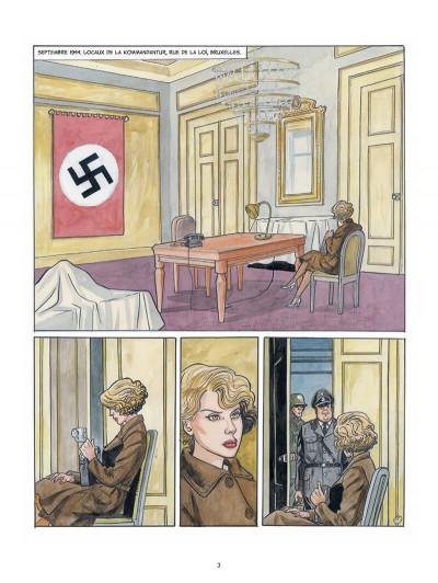 Page 6 d'encre et de sang tome 1