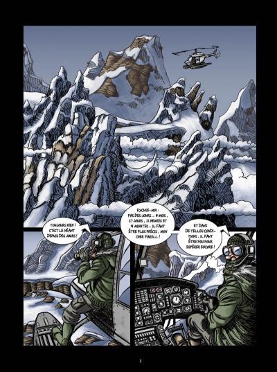 Page 1 Nynatak tome 1 - Les évadés du passé