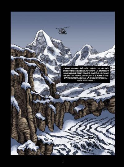 Page 2 Nynatak tome 1 - Les évadés du passé