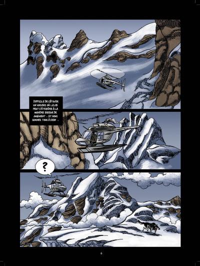 Page 4 Nynatak tome 1 - Les évadés du passé