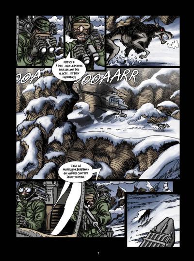 Page 5 Nynatak tome 1 - Les évadés du passé
