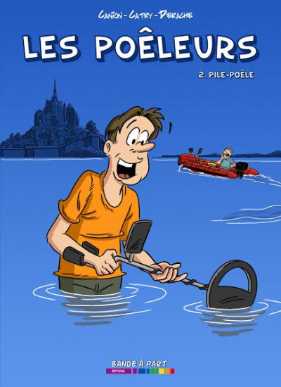 image de Les poêleurs tome 2 - Pile-poêle