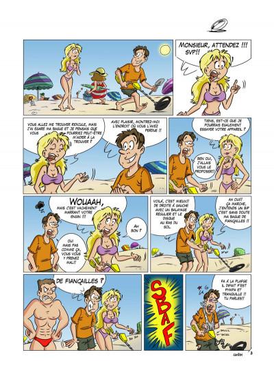 Page 3 Les poêleurs tome 2