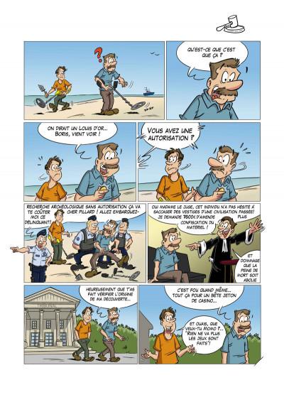 Page 5 Les poêleurs tome 2