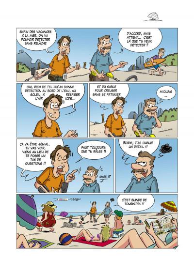 Page 6 Les poêleurs tome 2