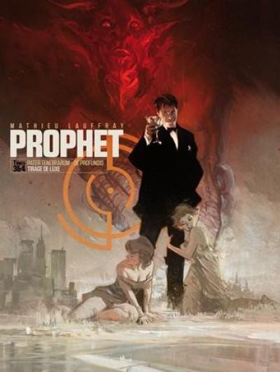 Couverture Prophet tome 4 - Pater tenebrarum - De profondis (éd. 2015)